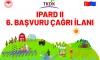TKDK IPARD II 6. Başvuru Çağrı İlanı