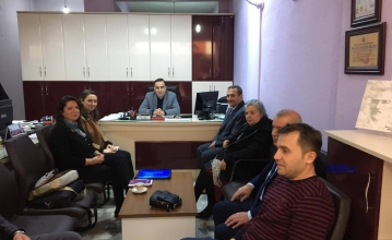 Coğrafi İşaret Tescil Komisyonu Toplantısı Yapıldı